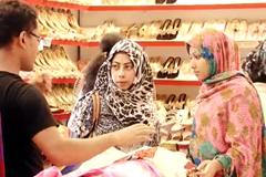শেষ মুহূর্তে জমে উঠেছে চট্টগ্রাম আন্তর্জাতিক বাণিজ্য মেলা