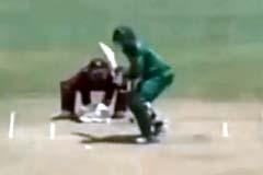 ওয়েস্ট ইন্ডিজকে ৭৪ রানে হারিয়েছে পাকিস্তান