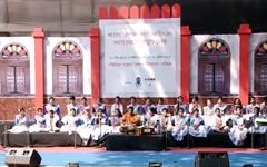 চট্টগ্রামে বাংলা নববর্ষ বরণ