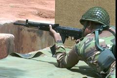 বাংলাদেশ সেনাবাহিনীর ফায়ারিং প্রতিযোগিতার পুরস্কার বিতরণ