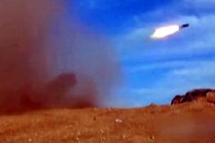 সিরিয়ায় অস্ত্রাগারে মিসাইল নিক্ষেপ করেছে ইসরায়েল