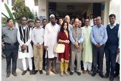 নবাবগঞ্জ স্বাস্থ্য কমপ্লেক্স ১০০ শয্যা করতে মতবিনিময়