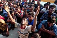 মিয়ানমারে ৬,৭০০ রোহিঙ্গাকে হত্যা করা হয়েছে : এমএসএফ