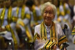 ৯১ বছর বয়সে স্নাতক ডিগ্রী