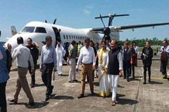 রোহিঙ্গাদের দেখতে কুতুপালংয়ে বিদেশি রাষ্ট্রদূতরা