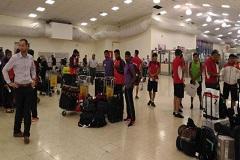 ইসরায়েল সীমান্তে হয়রানির  শিকার বাংলাদেশের ফুটবলাররা
