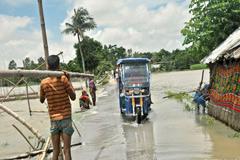 গাইবান্ধায় নতুন করে ৪১ গ্রাম প্লাবিত