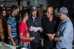 মালয়েশিয়ায় বাংলাদেশিসহ কয়েকশ' অবৈধ শ্রমিক আটক