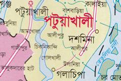 পটুয়াখালীতে মা-মেয়ে-বাবাকে গলা কেটে হত্যা