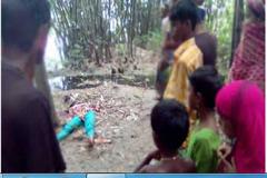 সিরাজগঞ্জে কলেজ ছাত্রীকে গলা কেটে হত্যা