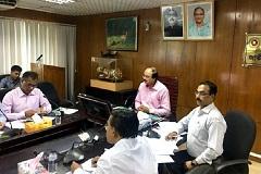 রাজস্ব লক্ষ্যমাত্রা অর্জনে ৩ জনকে 'কমিশনার অব দ্য মান্থ' ঘোষণা