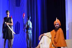 জাতীয় নাট্যশালায় 'ক্রীতদাসের হাসি'
