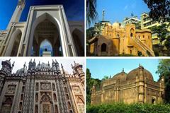 ঢাকার কয়েকটি প্রাচীন মসজিদ