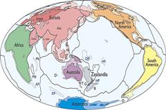 জিলান্ডিয়া : পৃথিবীর 'ডুবন্ত' মহাদেশ