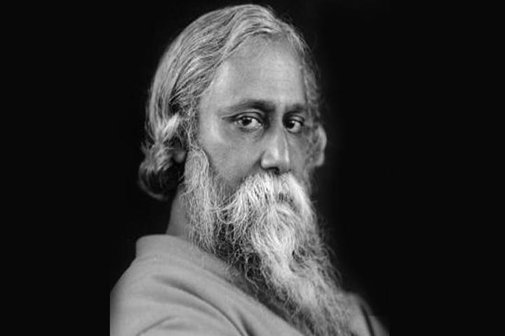ছবি : কবিগুরু রবীন্দ্রনাথ ঠাকুর।