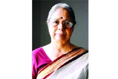 'আহমদ শরীফ অধ্যাপক চেয়ার' পদে নিয়োগ পেয়েছেন সনজীদা খাতুন