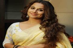 অভিনয়ের ব্যাপারে আমি স্বার্থপর: বিদ্যা বালান