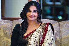 অভিনেত্রীর লাজ-শরম থাকতে নেই : বিদ্যা বালান