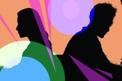 বেশিরভাগ বিবাহ বিচ্ছেদ বংশগত কারণে