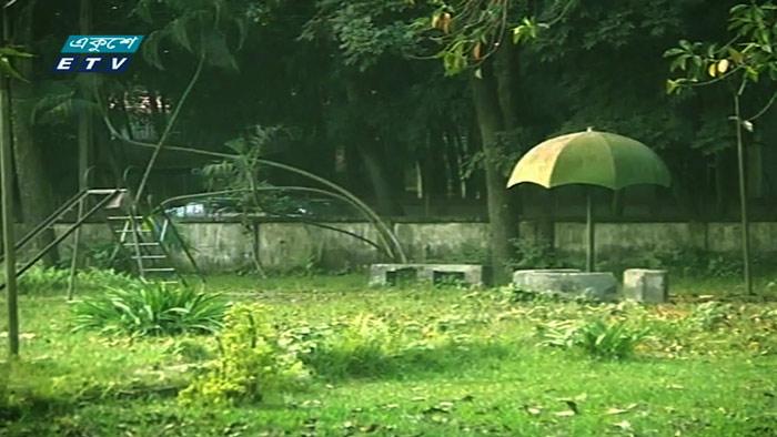 অযত্ন-অবহেলায় পড়ে আছে জামালপুরের শিশুপার্ক(ভিডিও)