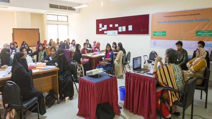 নজরুল বিশ্ববিদ্যালয়ে ব্র্যাক লার্নিং সেন্টার চালু