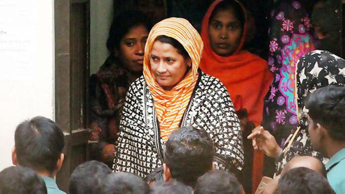 মুক্তি পেলেন ভিকারুননিসার শিক্ষক হাসনা হেনা