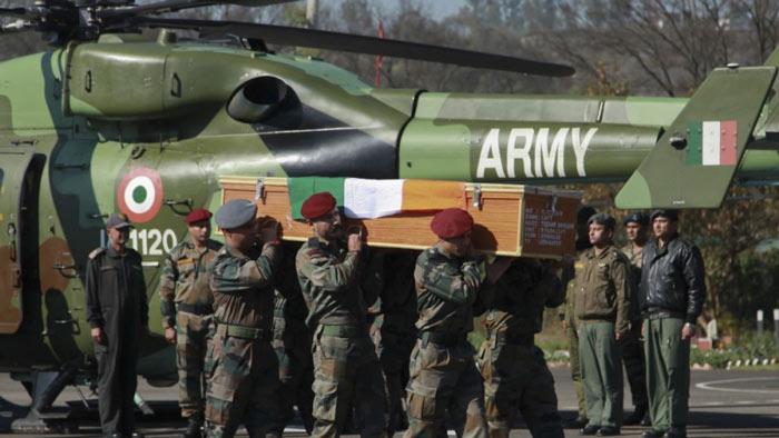 ভারতীয় সেনাবাহিনী ও বিএসএফের ২ জওয়ান নিহত