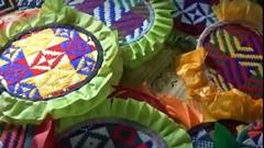 সাদুল্যাপুরে মানুষের ভাগ্যের পরিবর্তন হাত পাখায় (ভিডিও)