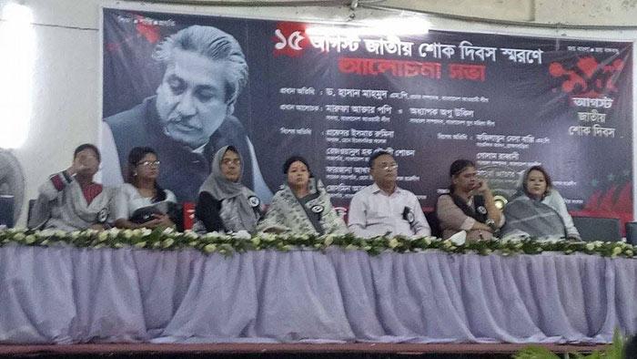 গুজব সন্ত্রাসের বিরুদ্ধে ছাত্রলীগকে সরব থাকতে হবে: হাছান মাহমুদ