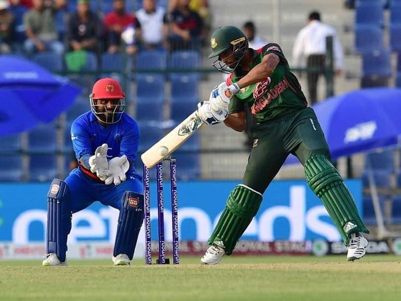 মাহমুদুল্লাহ-কায়েসে আফগানিস্তানকে ২৫০ রানের টার্গেট