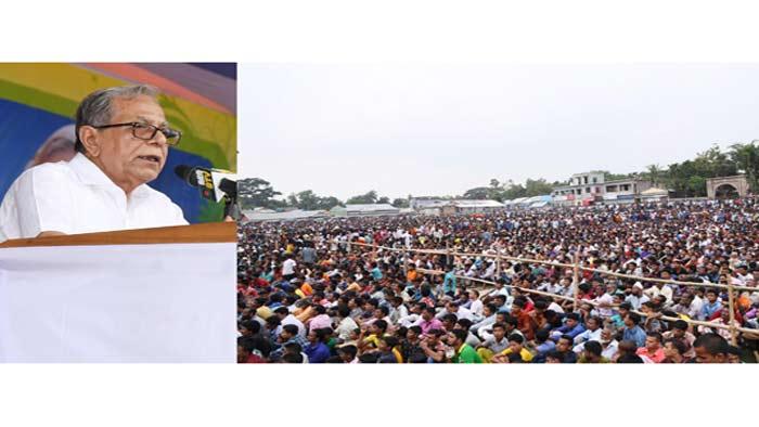 নির্বাচনে ভালো লোকদের মনোনয়ন দিন: রাষ্ট্রপতি