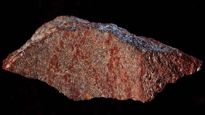 ৭৩ হাজার বছর আগেকার শিল্পকর্মের সন্ধান পেলো বিজ্ঞানীরা