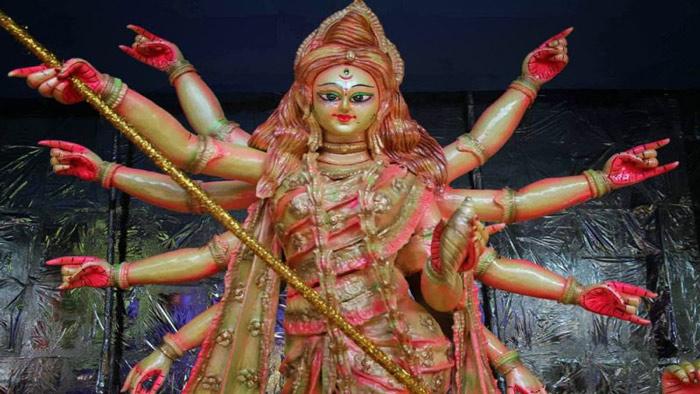 মহামায়ার আরাধনা শ্রী শ্রী দুর্গাপূজা: স্বামী স্থিরাত্নানন্দ