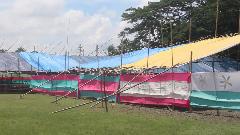 টুঙ্গিপাড়ায় চট্টগ্রামের ঐতিহ্যবাহী মেজবান