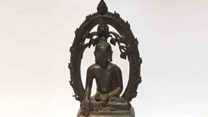 ভারতকে 'চুরি যাওয়া' বুদ্ধমূর্তি উপহার ব্রিটেনের