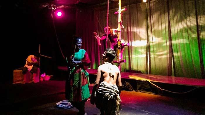 শিল্পকলায় আজ পালাকারের 'উজানের মৃত্যু'
