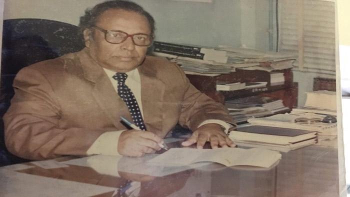 আজ ড. মুহাম্মদ হোসেনের ৭৯তম জন্মদিন