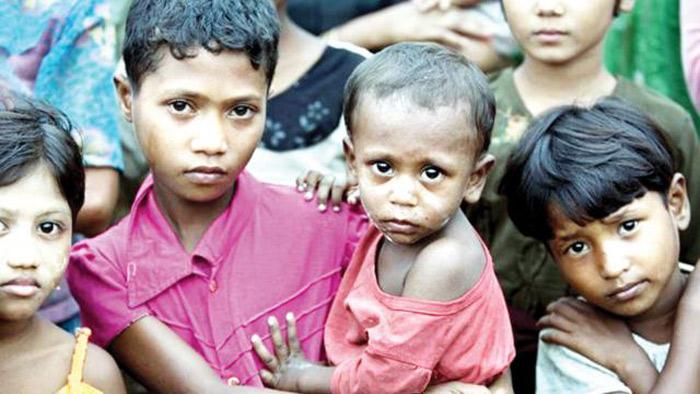 রোহিঙ্গা ক্যাম্পে শিশুদের অর্ধেকই এতিম: সেভ দ্য চিলড্রেন