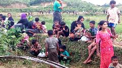 রোহিঙ্গা প্রত্যাবর্তন শুরুর আহ্বান মিয়ানমারের মানবাধিকার কমিশনের