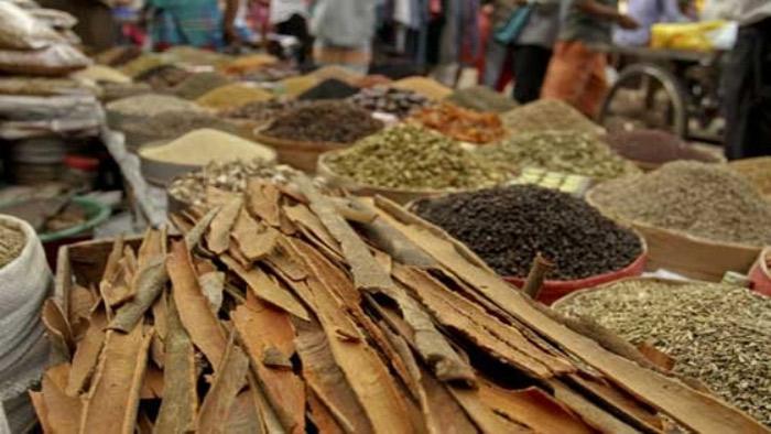 কোরবানির হাওয়ায় গরম মশলার বাজার
