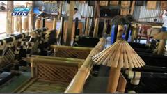 সম্ভাবনাময় রাঙামাটির বাঁশশিল্প (ভিডিও)