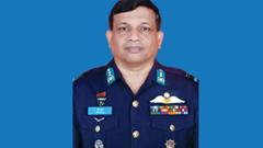 বিমান বাহিনীর প্রধান মাসিহুজ্জামান সেরনিয়াবাত