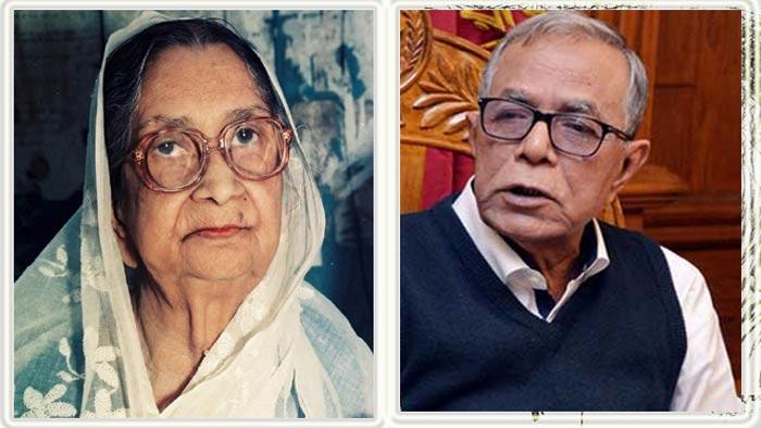 সুফিয়া কামালের সাহিত্যকর্ম প্রজন্মের প্রেরণার উৎস : রাষ্ট্রপতি