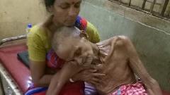 ছাড়া পেলেন ১০২ বছরের বৃদ্ধ 'বিদেশি'