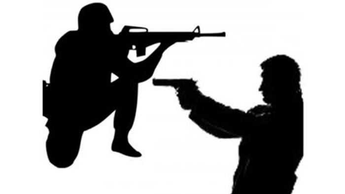 ময়মনসিংহে বন্দুক যুদ্ধে ভেবেল বাচ্চু নিহত