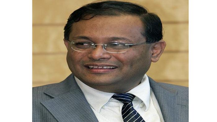 নির্বাচনকালীন সরকারে বিএনপির আসার সুযোগ নেই: হাছান মাহমুদ
