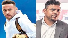 রাশিয়া বিশ্বকাপ: নেইমারের খেলায় খুশি নন রোনাল্ডো