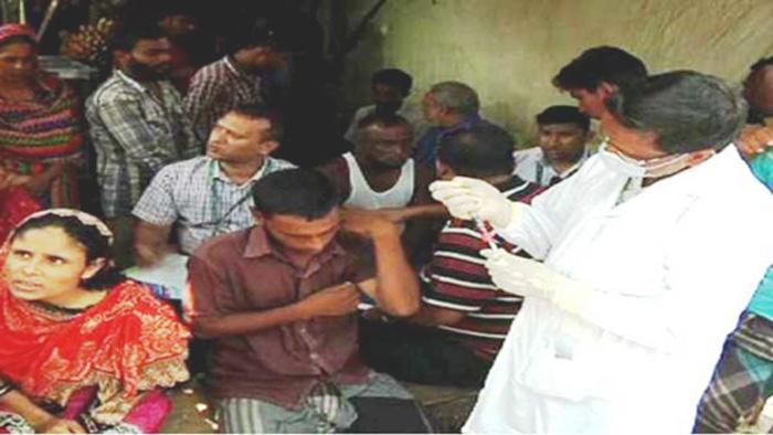 চট্টগ্রামে জন্ডিস আক্রান্তের সংখ্যা বেড়ে ৬২৪ জন