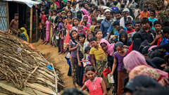 রোহিঙ্গা ইস্যু: জাতিসংঘের সঙ্গে সমঝোতায় মিয়ানমার