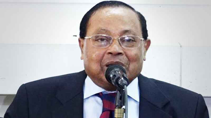 সরকার সংলাপে আসতে বাধ্য হবে: মওদুদ